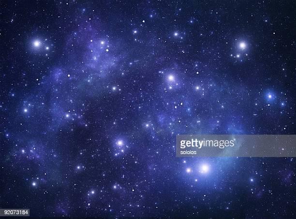 Espaço brilhante Galáxia