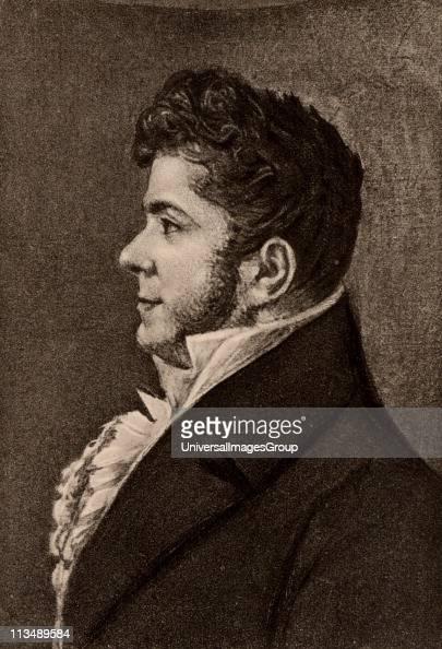 Stendahl pseudonym of Henri Marie Beyle French novelist His masterpieces are Le Rouge et le Noir and La Chatreuse de Parme Lithograph
