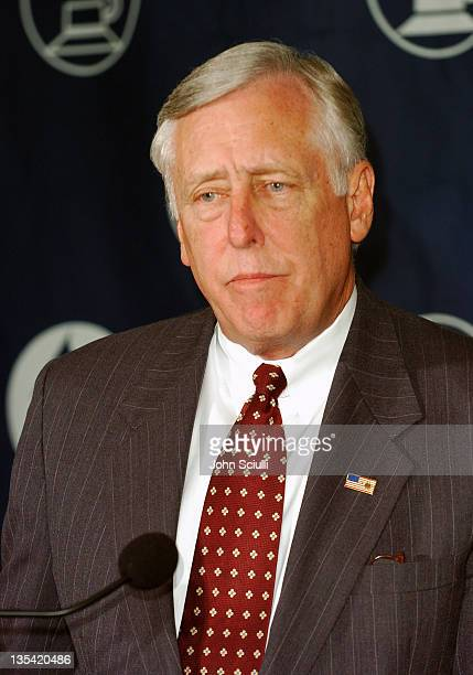 Steny Hoyer during The Recording Academy Launches 'Recording Arts and Sciences Congressional Caucus' at Loews Vanderbilt Plaza Hotel in Nashville...