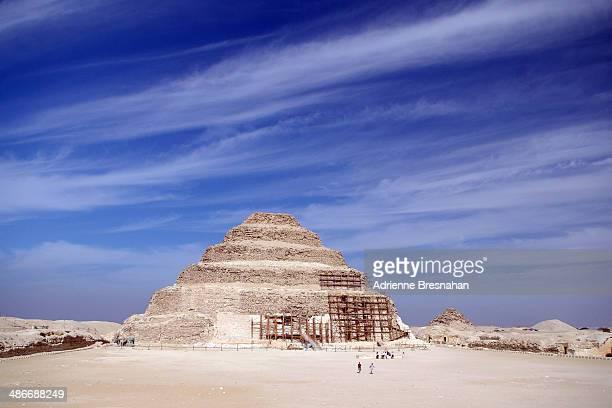 Step Pyramid at Giza, Egypt