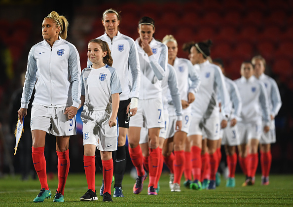 England Women v France Women - International Friendly : News Photo