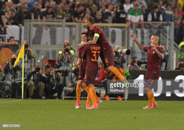 AS Roma v Juventus FC - Serie A : News Photo