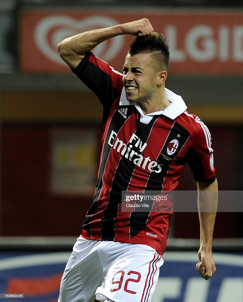 AC Milan v Cagliari Calcio Serie A s and