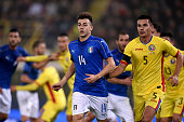 Stephan El Shaarawy of Italy looks on during the international friendly match between Italy and Romania at Stadio Renato Dall'Ara on November 17 2015...