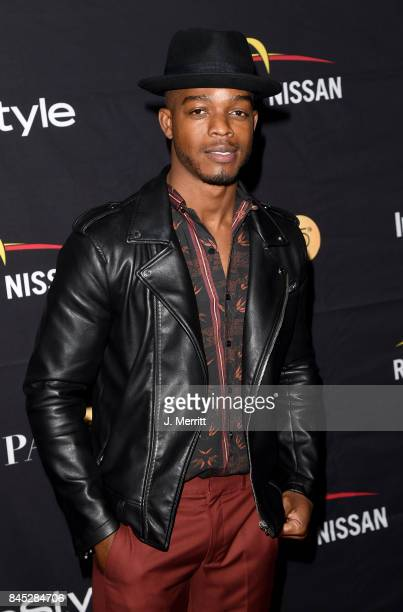 Stephan James attends The Hollywood Foreign Press Association and InStyle's annual celebrations of the 2017 Toronto International Film Festival at...