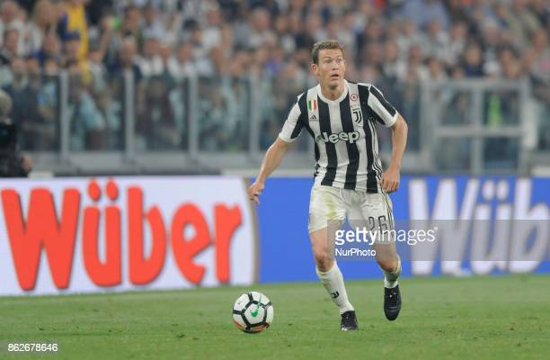 Stephan Lichtsteiner of Juventus player during the match valid for Italian Football Championships Serie A 20172018 between FC Juventus and SS Lazio...