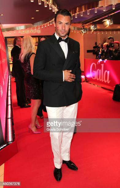 Stephan Luca attends the '20 Jahre Gala' Anniversary Celebration The Private Birthday Cruise on board of 'MS Europa 2' on June 7 2014 in Hamburg...