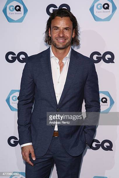 Stephan Luca attends the GQ Care Award 2015 at The Grand on May 6 2015 in Berlin Germany