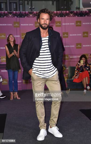 Stephan Luca during the Maison Chic event at KONEN on August 30 2017 in Munich Germany