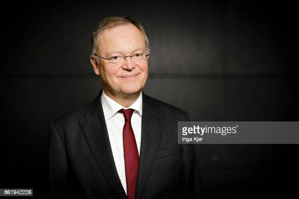 Stephan Weil governor of the state of Lower Saxony on October 16 2017 in Berlin Germany