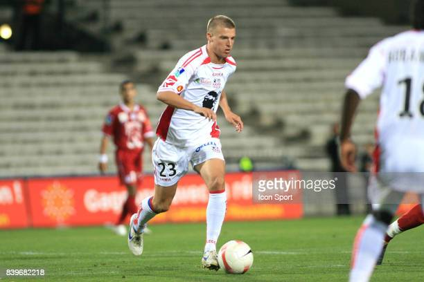 Stephane DARBION Montpellier / Ajaccio 5e journee de Ligue 2