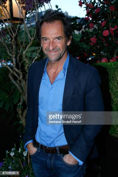 Stephane De Groodt attends 'La Closerie des Lilas' Literary Awards 2017 at La Closerie des Lilas on April 19 2017 in Paris France