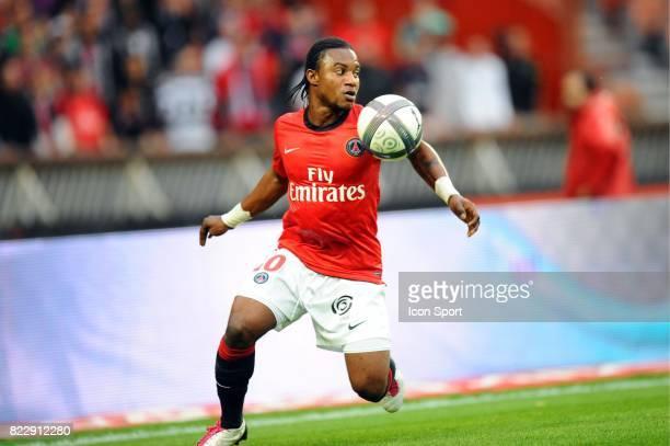 Stephane SESSEGNON Paris Saint Germain / Nice 8e journee Ligue 1