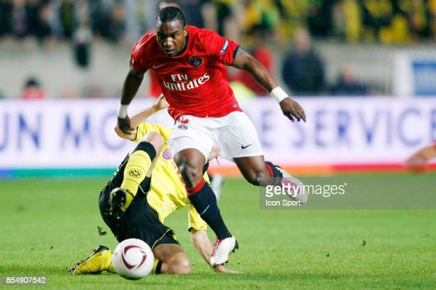 Stephane SESSEGNON PSG / Dortmund Ligue Europa 2010/2011