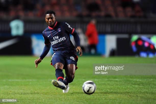 Stephane SESSEGNON PSG / Sochaux 28eme journee de ligue 1 Parc des Princes Paris
