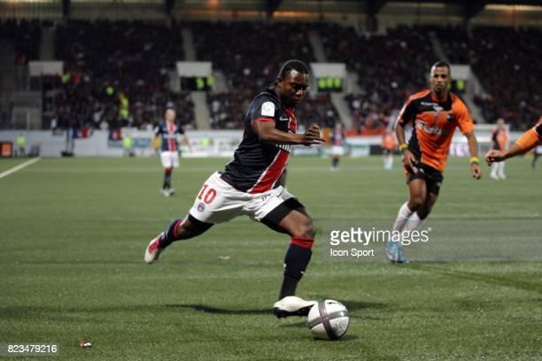Stephane SESSEGNON Lorient / Paris Saint Germain 13e journee Ligue 1