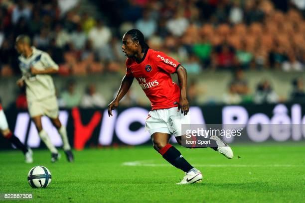 Stephane SESSEGNON PSG / Bordeaux 3eme journee de Ligue 1 Parc des Princes Paris