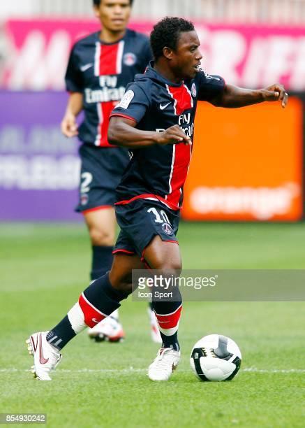 Stephane SESSEGNON PSG / La Gantoise Match Amical