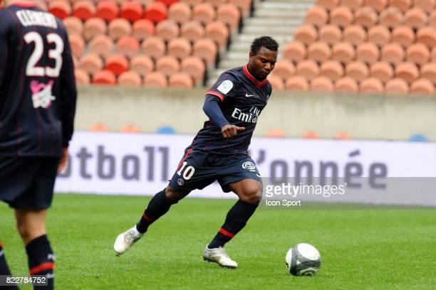 Stephane SESSEGNON PSG / Boulogne 30eme journee de Ligue 1 Parc des Princes Paris
