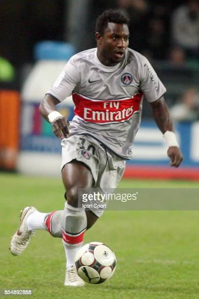 Stephane SESSEGNON Rennes / PSG 16 eme journee de Ligue1