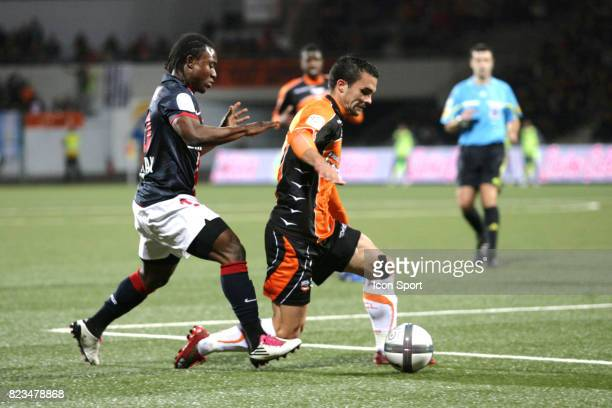 Stephane SESSEGNON / Jeremy MOREL Lorient / Paris Saint Germain 13e journee Ligue 1