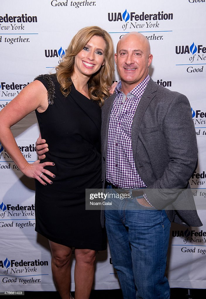 are stephanie abrams and jim cantore dating