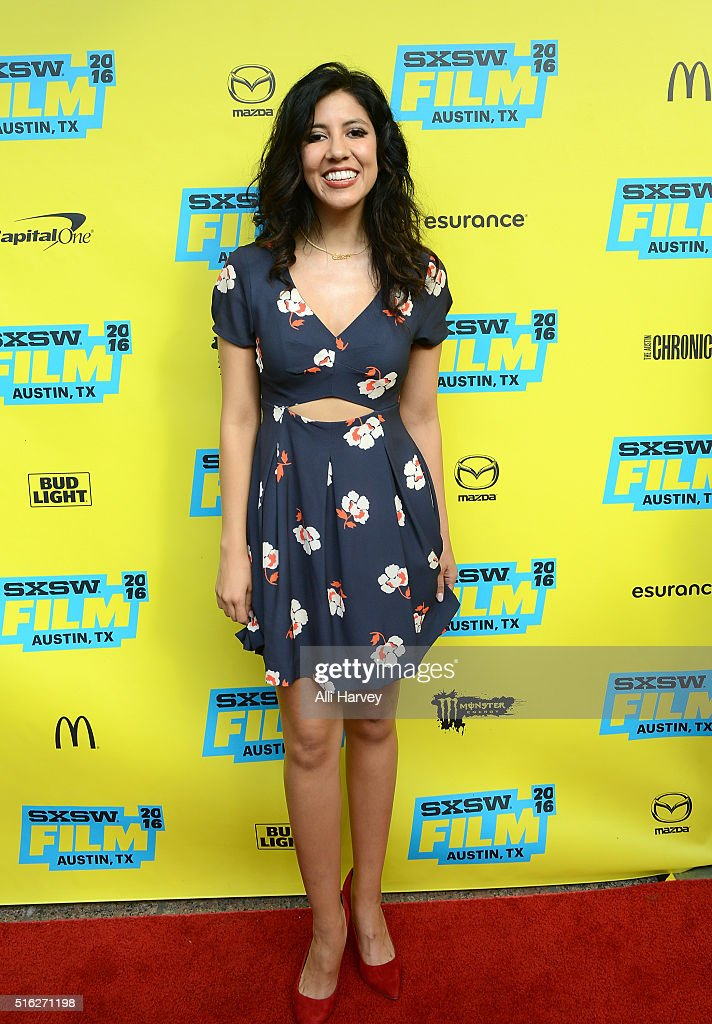 Stephanie Beatriz attends Netflix presents the world premiere of 'Pee-wee's Big Holiday' at SXSW March 17, 2016 in Austin, Texas.