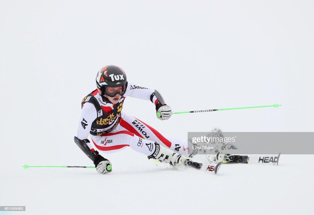 Audi FIS World Cup - Squaw - Ladies' Giant Slalom