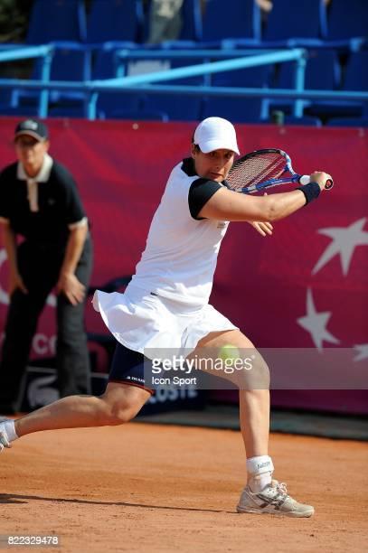 Stephanie COHEN ALORO Tournoi WTA de Strasbourg 2009 Strasbourg