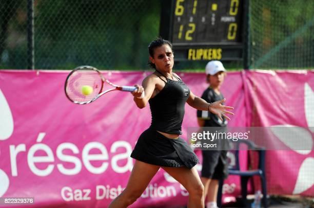 Stephanie FORETZ Tournoi WTA de Strasbourg 2009 Strasbourg