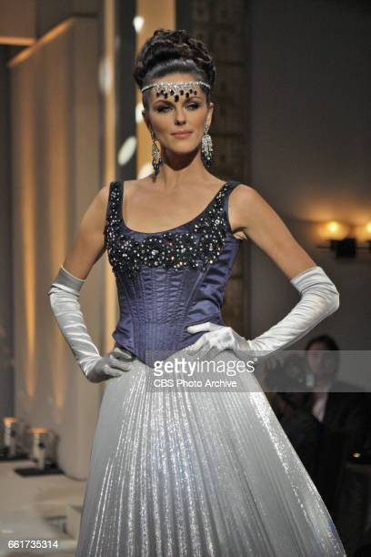 Stephanie Forrester prompts a dueling fashion show between rival fashion houses Forrester Creations and Jackie M THE BOLD AND THE BEAUTIFUL airs...