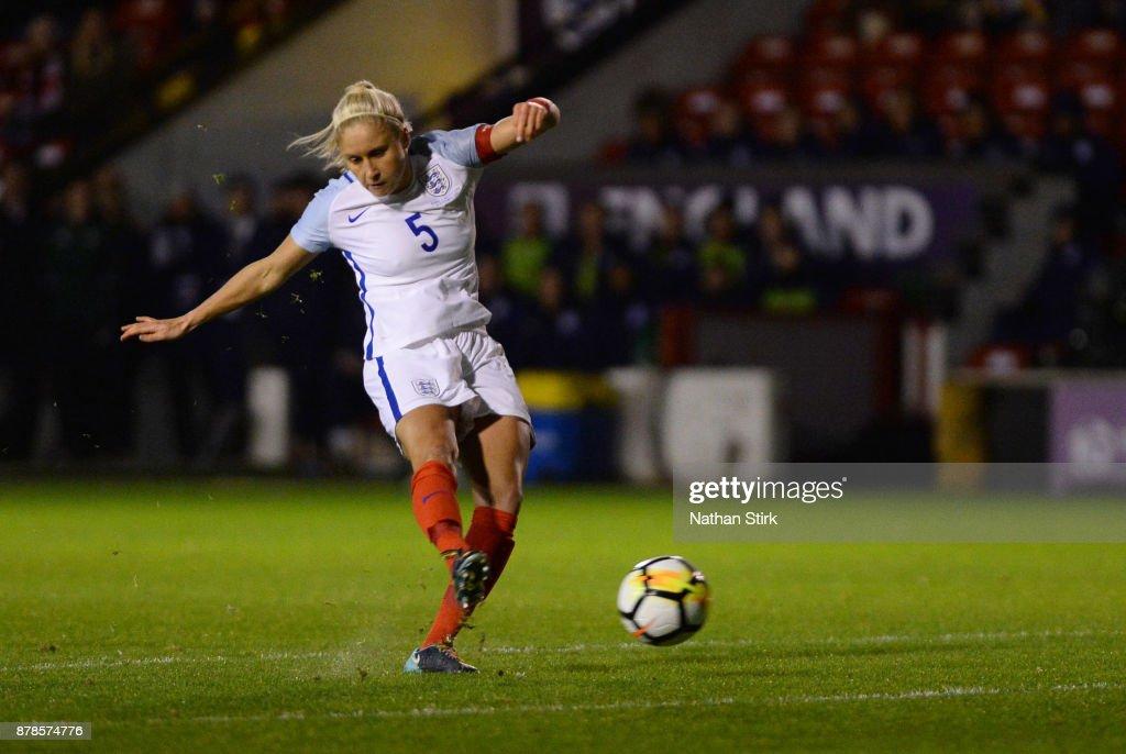 England v Bosnia - FIFA Women's World Cup Qualifier
