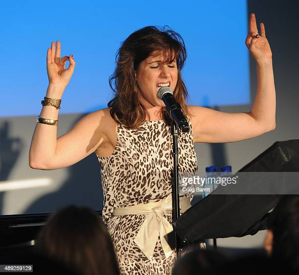 Stephanie J Block speaks onstage during Vulture Festival presented by New York Magazine at Milk Studios on May 10 2014 in New York City