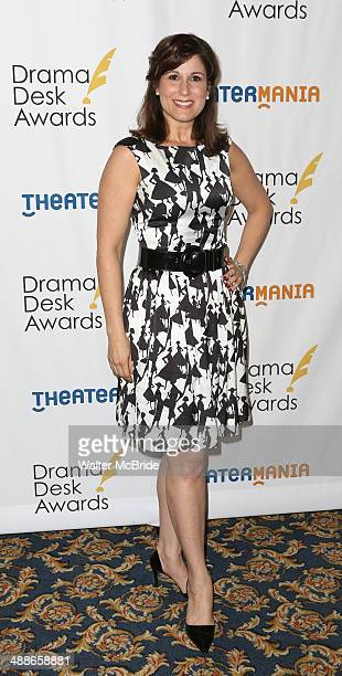 Stephanie J Blockattends the 2014 Drama Desk Awards Nominees Reception at Essex House on May 7 2014 in New York City