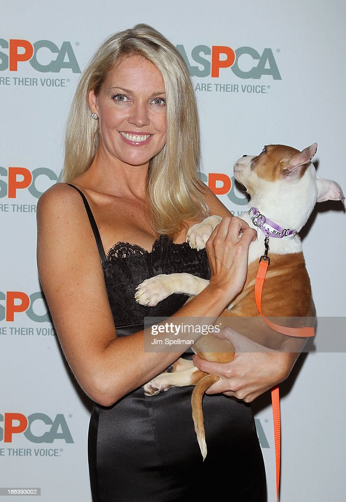 Stephanie Kamfar attends the 16th Annual ASPCA Bergh Ball at The Plaza Hotel on April 11, 2013 in New York City.