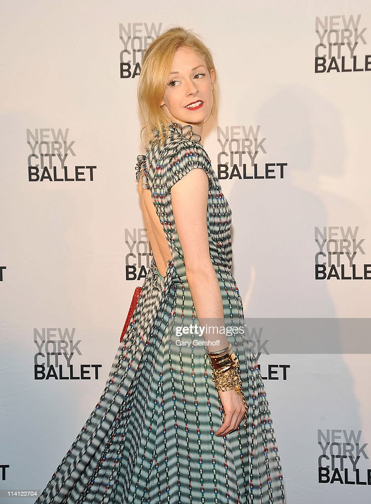 Stephanie LaCava attends the 2011 New York City Ballet spring gala at the David H. Koch Theater, Lincoln Center on May 11, 2011 in New York City.