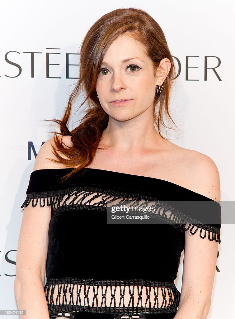 Stephanie LaCava attends the Estee Lauder 'Modern Muse' Fragrance Launch at Guggenheim Museum on September 12, 2013 in New York City.
