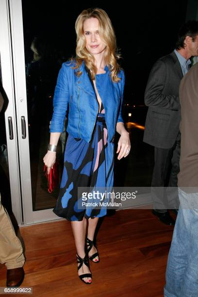 Stephanie March attends THE COOPER SQUARE HOTEL MINIBAR EXCLUSIVES UNVEILING at Cooper Square Hotel Penthouse on April 21 2009 in New York City