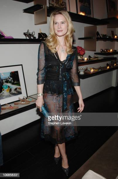 Stephanie March during Kate Spade/Vanity Fair Charitable Holiday Celebration and Slim Aarons Book Launch at Kate Spade Store SoHo in New York City...