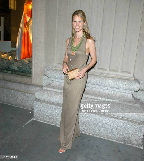 Stephanie March during Malaak ComptonRock and Mariska Hargitay Host Safe Horizon 10th Annual Champion Awards at Calvin Klein Collection Store in New...