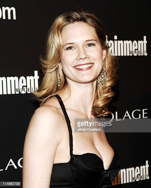 Stephanie March during The 78th Annual Academy Awards Entertainment Weekly New York Viewing Party Arrivals at Elaine's in New York City New York...