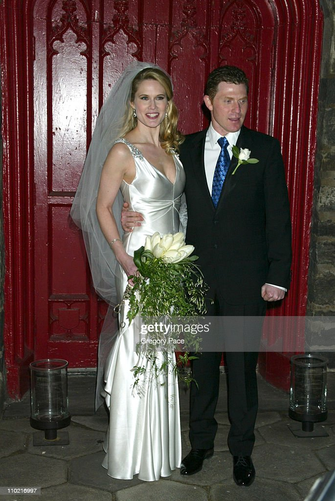 Gallery | Getty Images Bobby Flay And Stephanie March Wedding