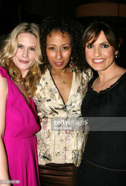 Stephanie March Tamara Tunie and Mariska Hargitay