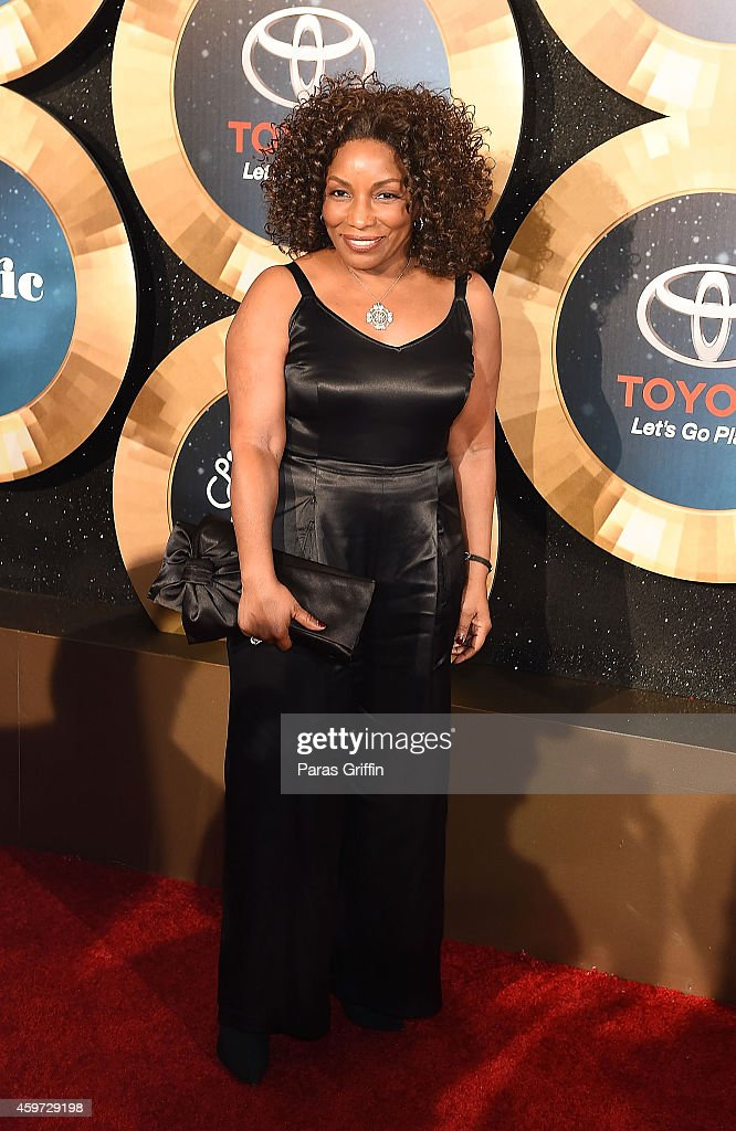 Stephanie Mills attends the 2014 Soul Train Music Awards at the Orleans Arena on November 7, 2014 in Las Vegas, Nevada.