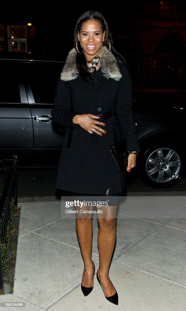 Stephanie Morrison attends An Evening With 7, at 7, On the 7th at on January 7, 2013 in Philadelphia City.