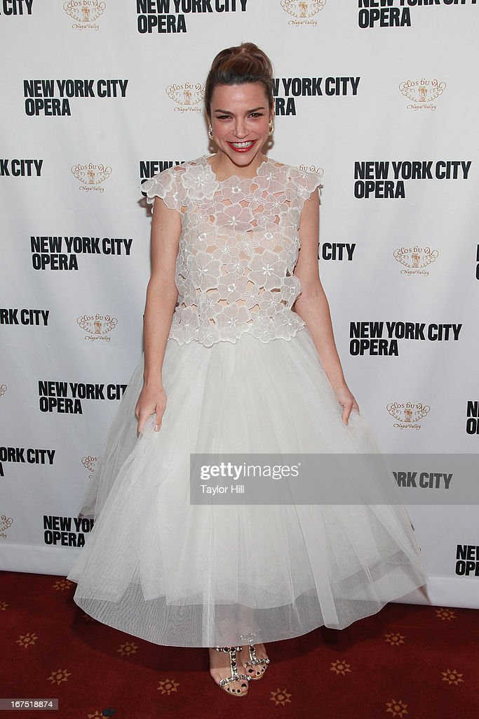 Stephanie Newhouse attends the 2013 New York City Opera Spring Gala at New York City Center on April 25, 2013 in New York City.