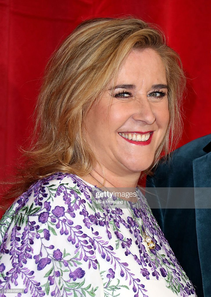 Stephanie Parker attends the British Soap Awards 2016 at Hackney Empire on May 28, 2016 in London, England.