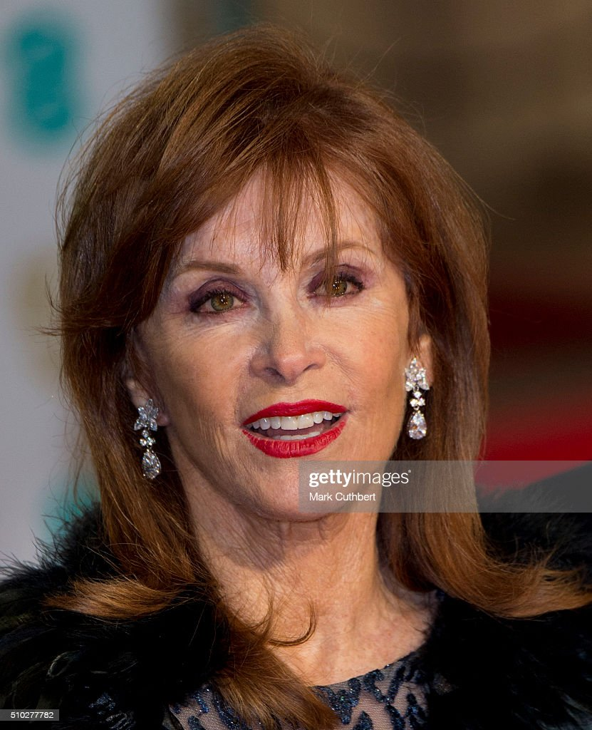 Stephanie Powers attends the EE British Academy Film Awards at The Royal Opera House on February 14, 2016 in London, England.