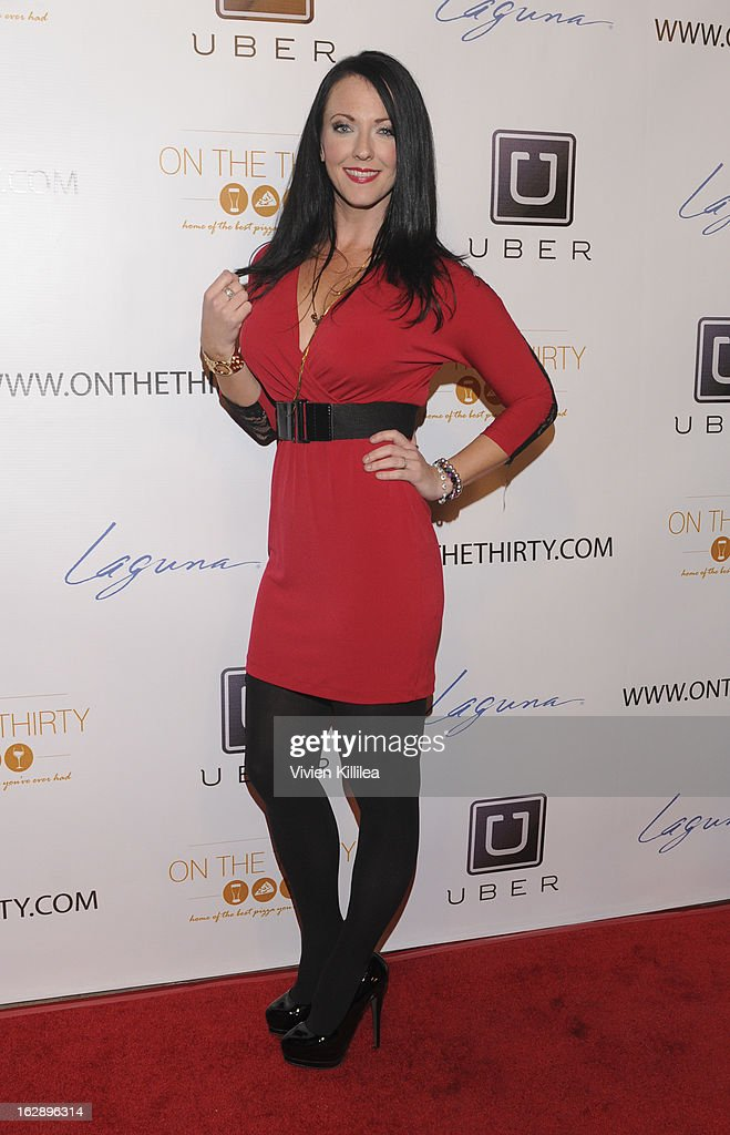 Stephanie Ronalds attends 'On The Thirty' Grand Opening at On The Thirty on February 28, 2013 in Sherman Oaks, California.