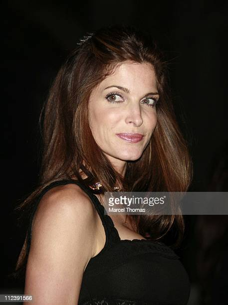 Stephanie Seymour during Vanity Fair Hosts The Sixth Annual Tribeca Film Festival Opening Night Party April 24 2007 at New York State Supreme Court...